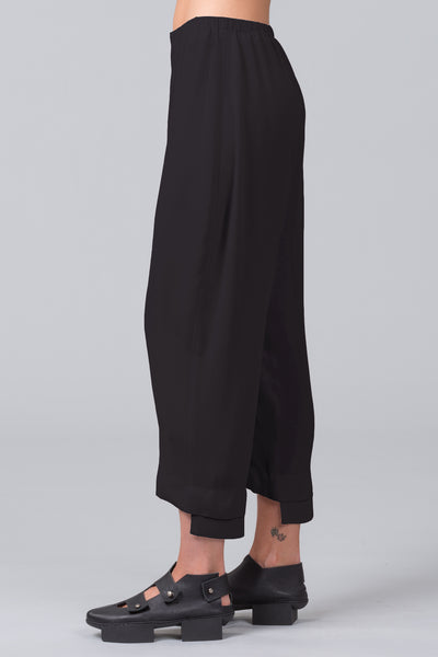 Door Step Pants - black