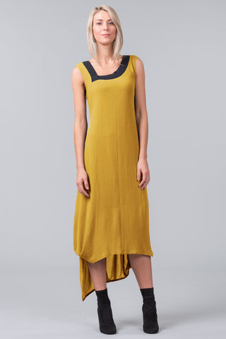 Labyrinth Dress - citrus