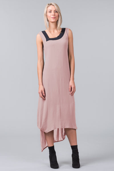 Labyrinth Dress - blush