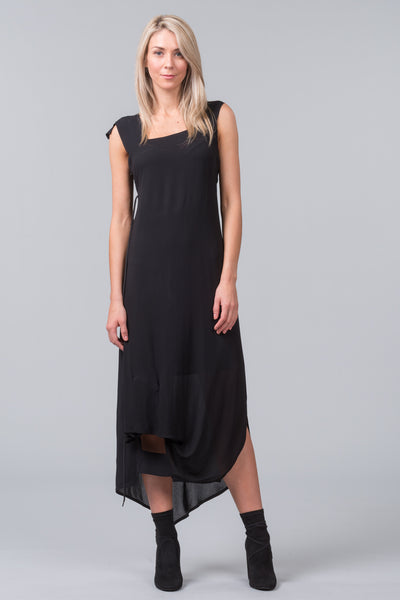 Window Rights Dress - black