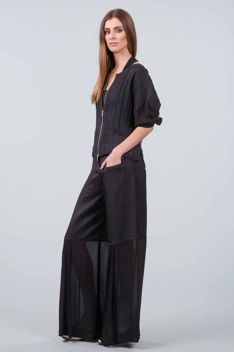 World Pant - black