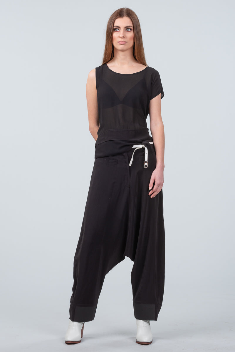 Heaven and Earth Pant - black