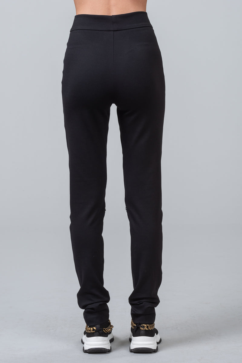 ZIP CODE - skinny pants - black