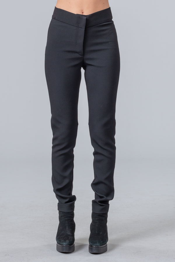LATITUDE skinny pants - black