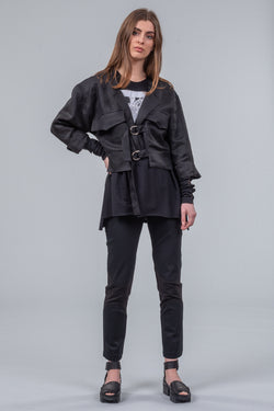 Staycation Jacket – black