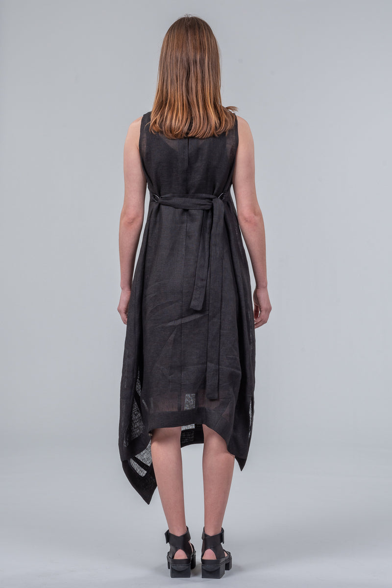 Keystone dress - black