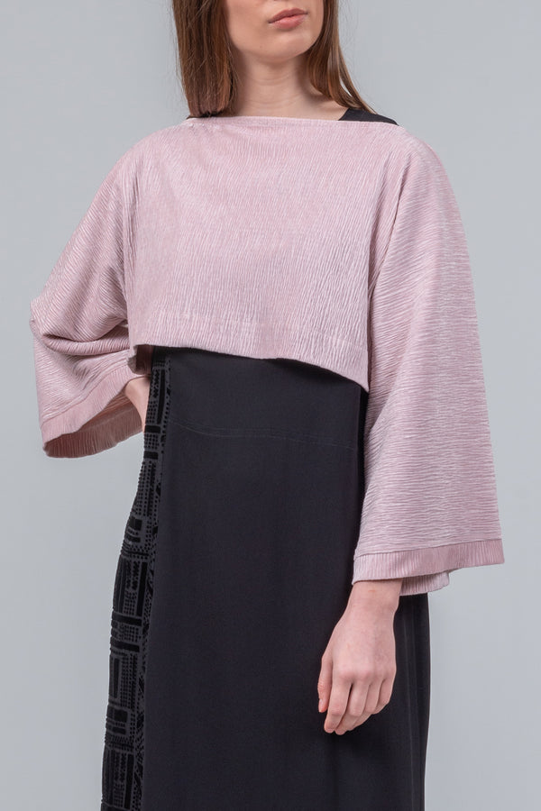 Layer Cake - layering top - velvet blush