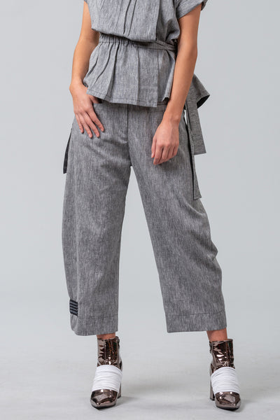 Stone Temple Pants - grey stone