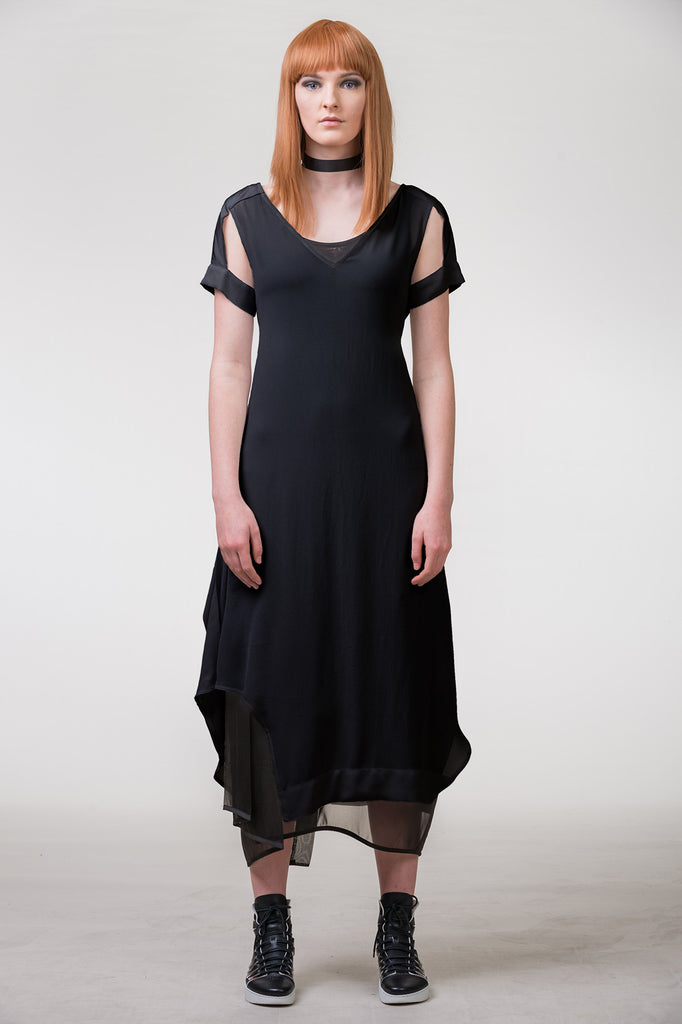 Meccano Dress - black