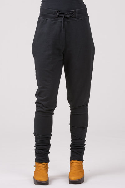 SUNDAY track pants - black