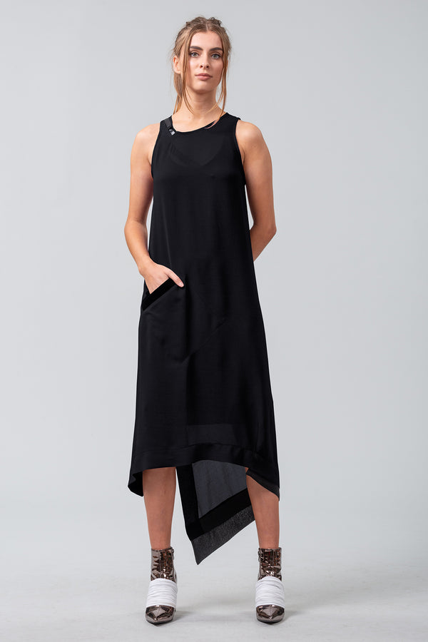 Miss Belief Dress - Black