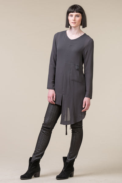 Thin Lines Overdress – lead