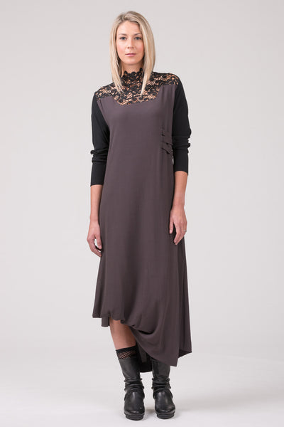 Divine Rights dress - granite