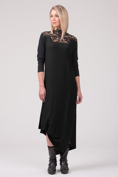 Divine Rights dress - black