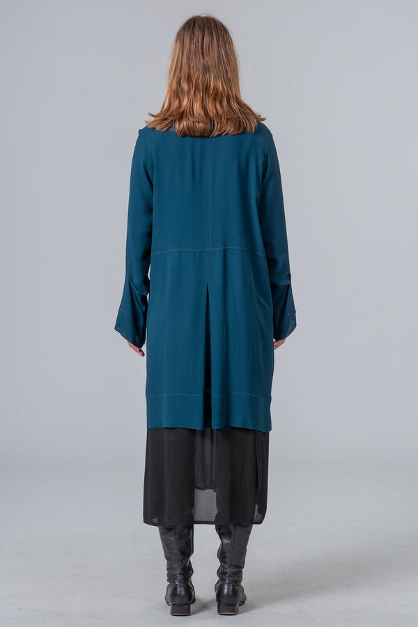 Network - overdress/top - dark teal