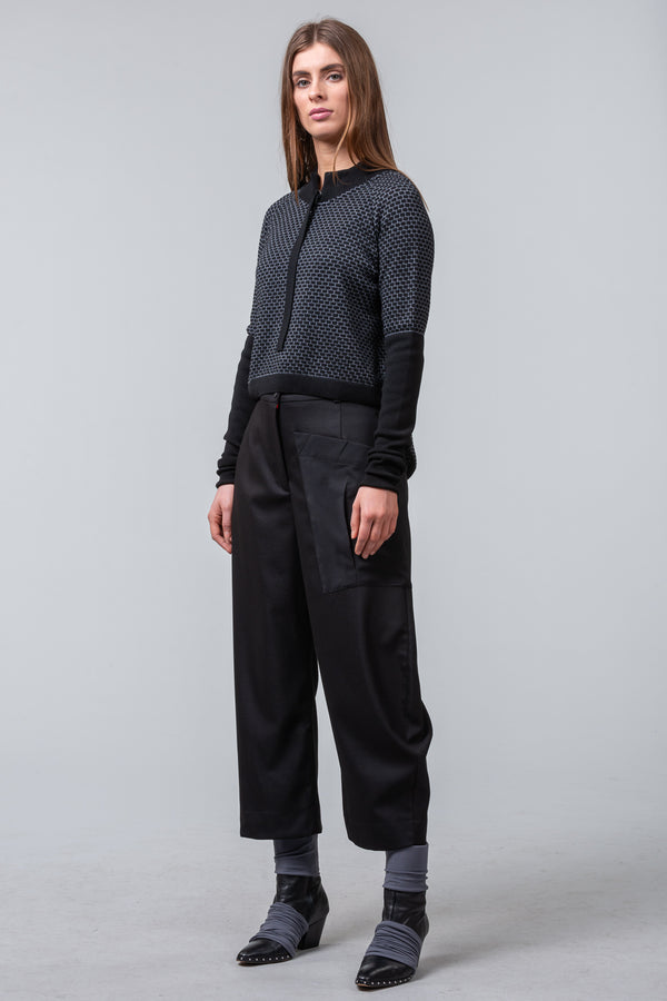Bricks and Mortar - merino jumper
