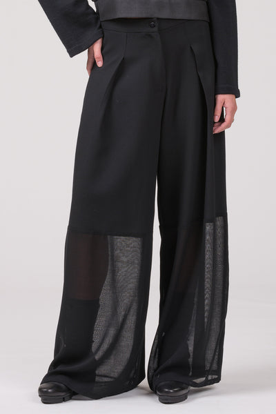 Concrete Maiden pants - black