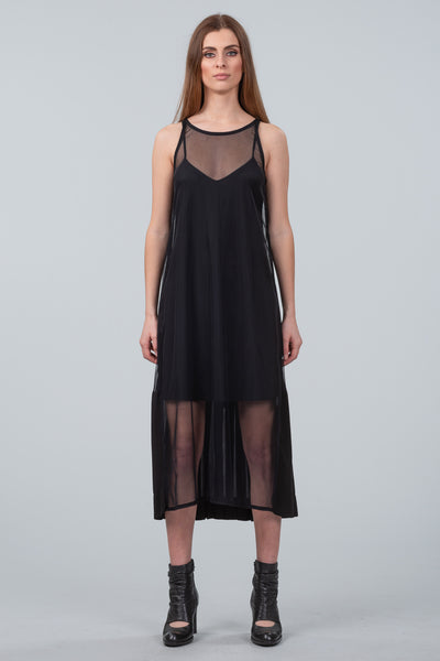 Optic Dress - black