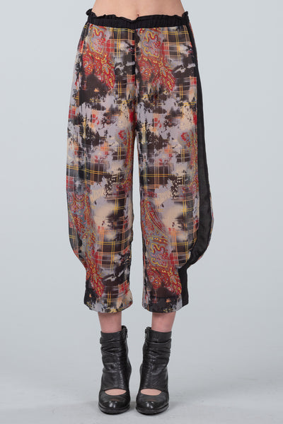 Cloud Buster Pants - tartan