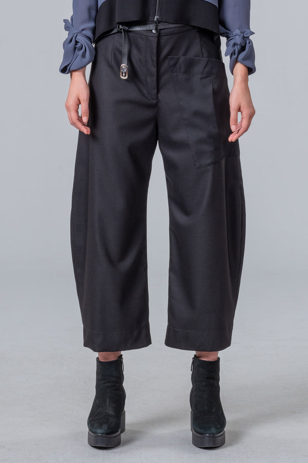 Moonlight Shadow Pants - black
