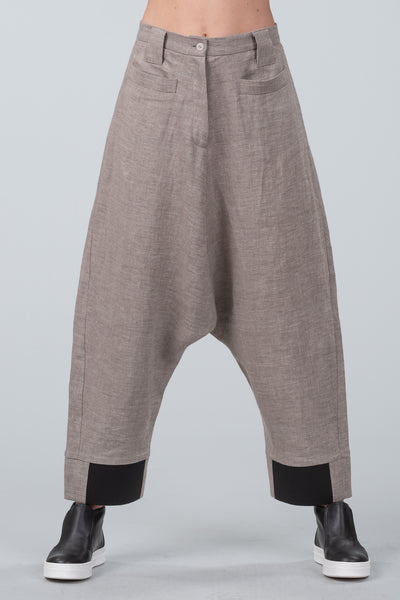 Heaven and Earth Pant - natural