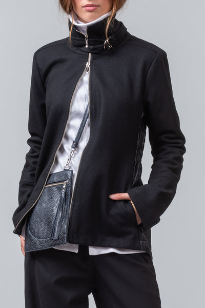 INSIGNIA - jacket - black
