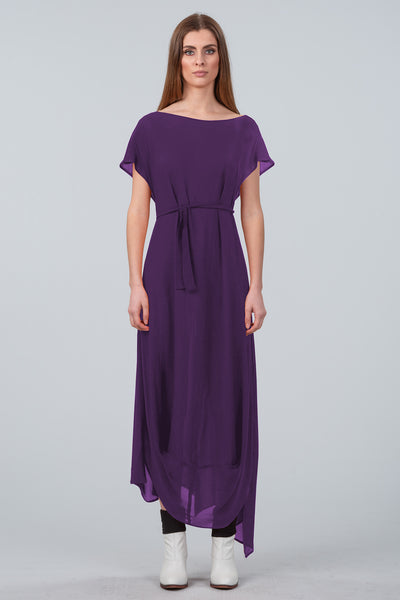 Cloud Dancer Dress - purple
