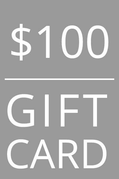 Mild Red $100 Gift Card