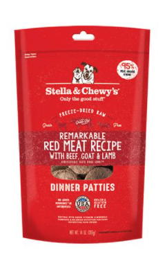 Stella & Chewy's FD Red Meat Dinner