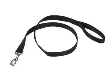Black Nylon Anipet Leash