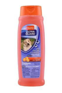 Hartz Ultra Guard Flea Shampoo