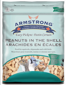 Armstrong Peanuts in Shell 4.5kg