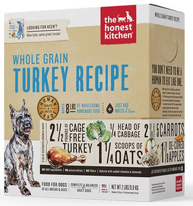 Honest Kitchen Keen Turkey & Whole Grain