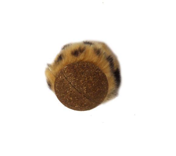 Turbo Compressed Catnip Ball
