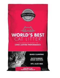 Worlds Best Cat Litter Multiple Cat