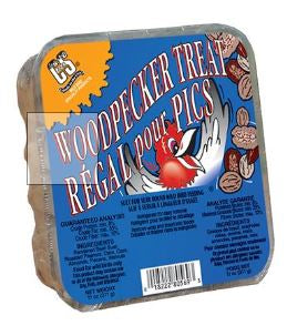 Woodpecker Treat Suet 300g