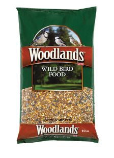 Woodlands Wild Bird Seed 4.54kg