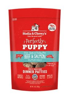 Stella & Chewy's Puppy FD Beef & Salmon 14oz