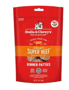 Stella & Chewy's FD Beef Dinner 14 oz