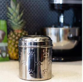 Stainless Treat Jar