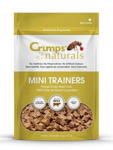 Crumps Mini Trainers Beef Liver