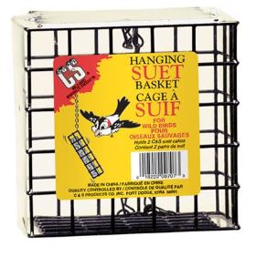 EZ Fill Suet Basket