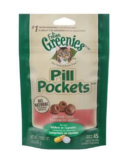 Greenies Pill Pockets Cat