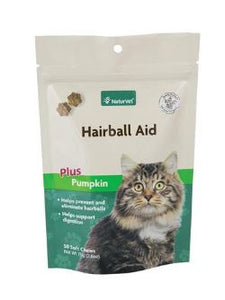 Hairball & Pumpkin Soft Chews