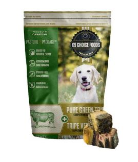 K9 Pure Green Tripe 3LB