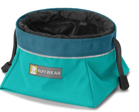 Ruffwear Quencher Cinch Top Forest Green M