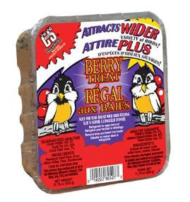Berry Treat Suet 11.75oz