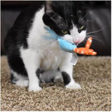 Our Pets Lord Squidly Refillable Catnip Toy