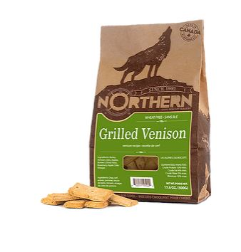 Northern Biscuit WF Grilled Venison 500 g
