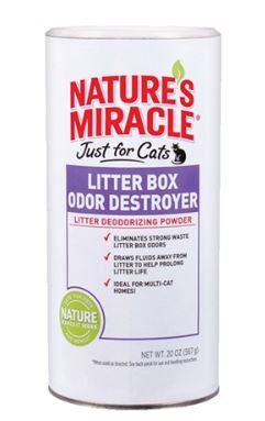 Nature's Miracle Litter Box Odour Destroyer